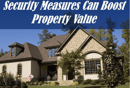 Boost Your Property Value with Home Security