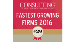 Consulting Magazine Fastest Growing Firms