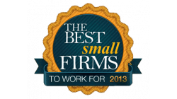 Consulting Magazine's Best Small Firms to Work For