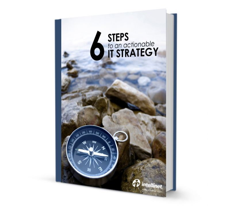 Supporting image for Chart Your Course Towards an Effective IT Strategy