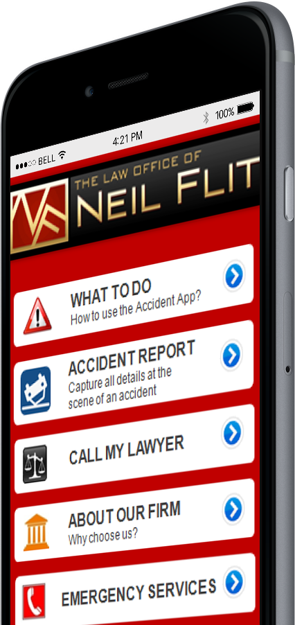 Auto Accident App Here