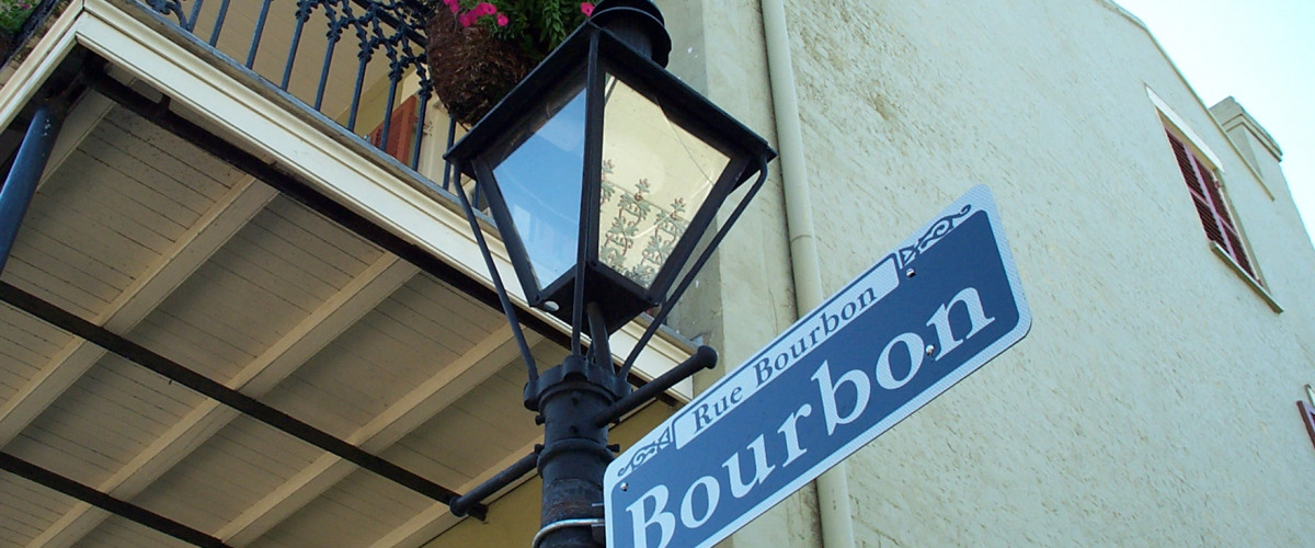 New Orleans Street Guide