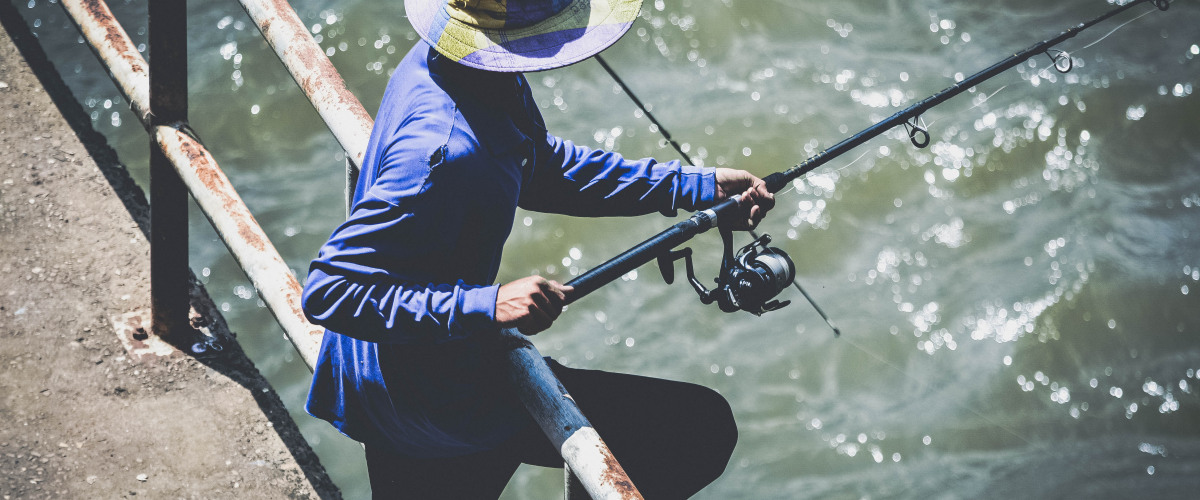 Fishing or Phishing: Getting Caught By the Big One For A Spouse