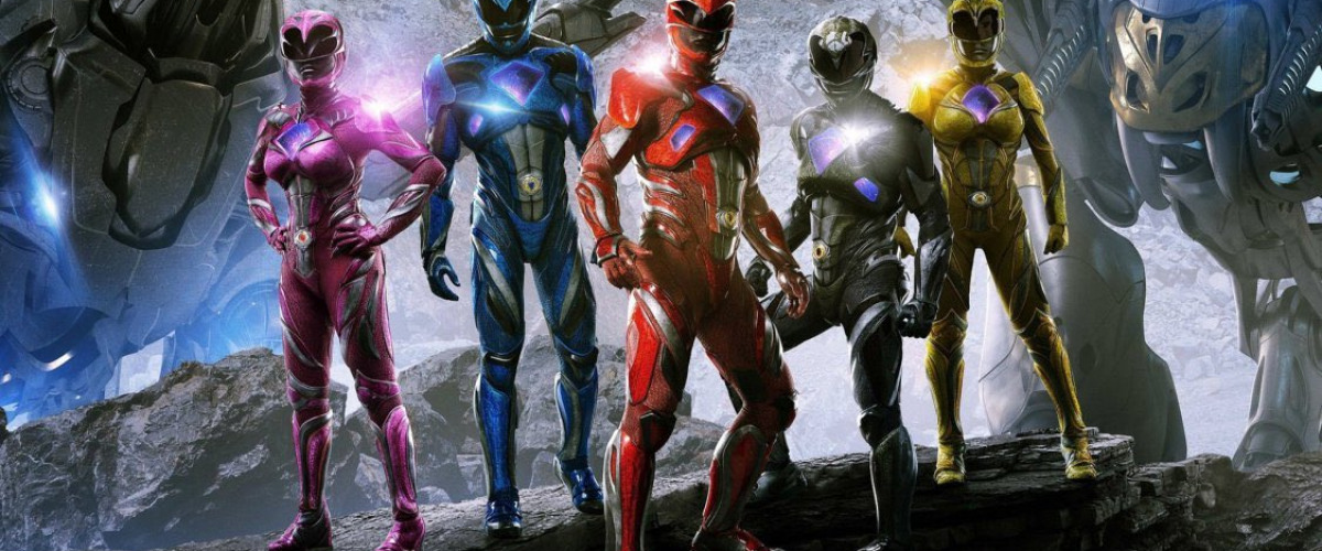 Film Review: Power Rangers