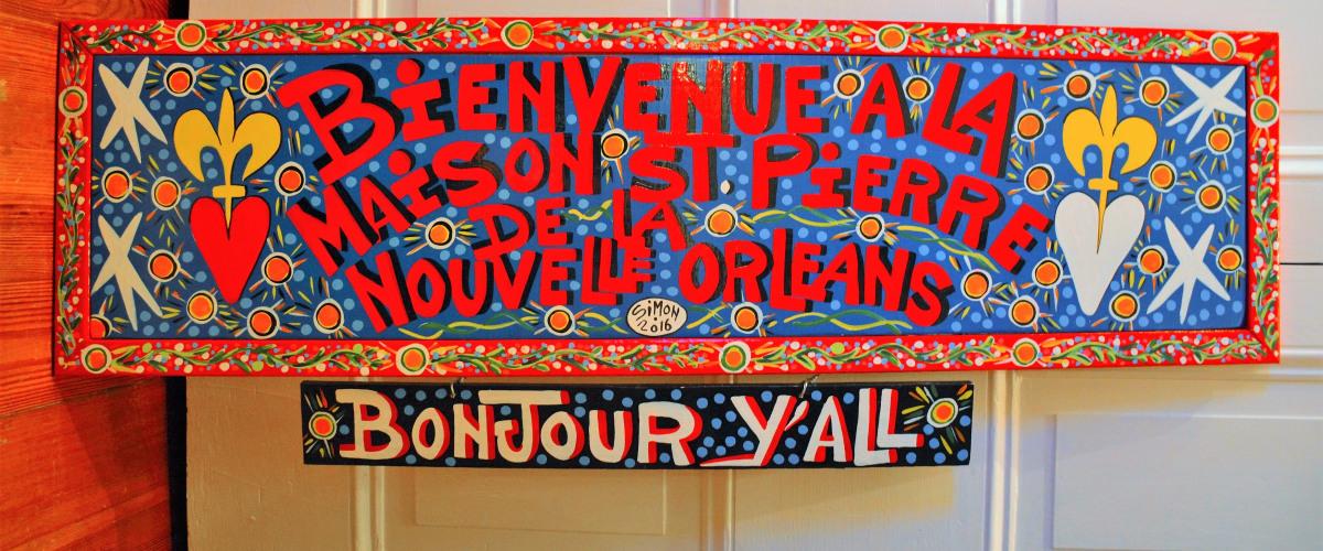 U003cemu003eSimon Of New Orleansu003c/emu003e: A Great New Book