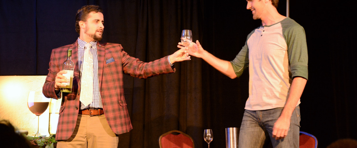 <em> Wine Lovers the Musical</em> Offers a Fine Blend of Wine and Theater