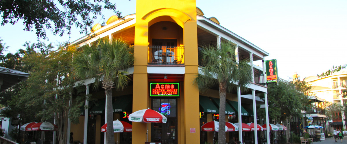 The Little Easy in the Florida Panhandle