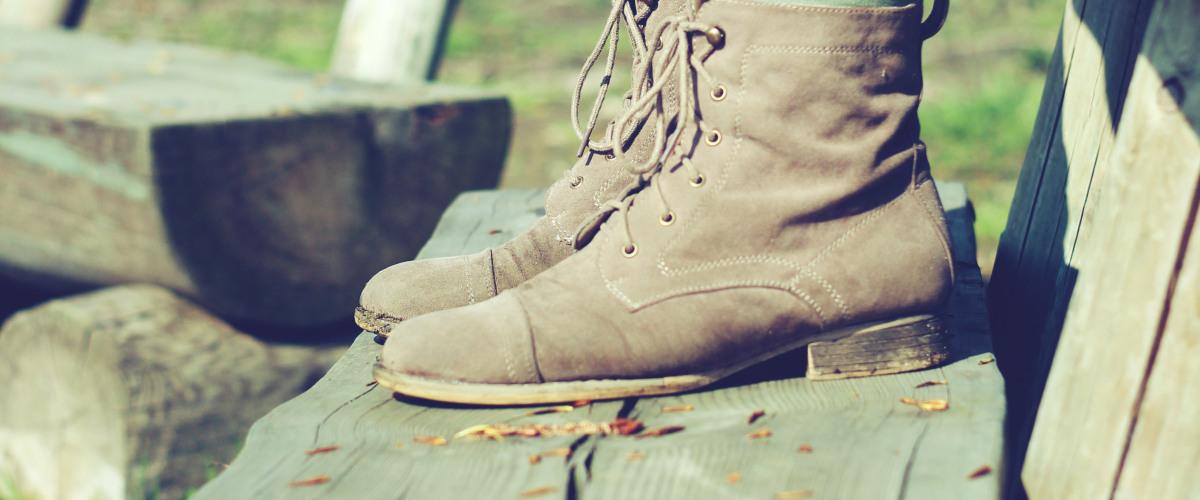 Boots for Talkin' da Talk and Walkin' da Walk