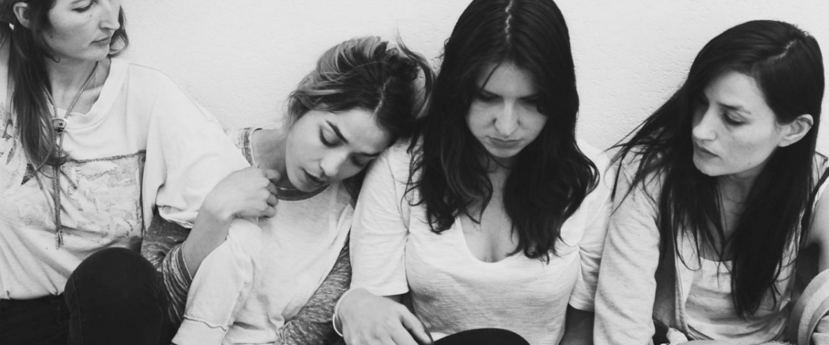 A Conversation with Jenny Lee from Warpaint