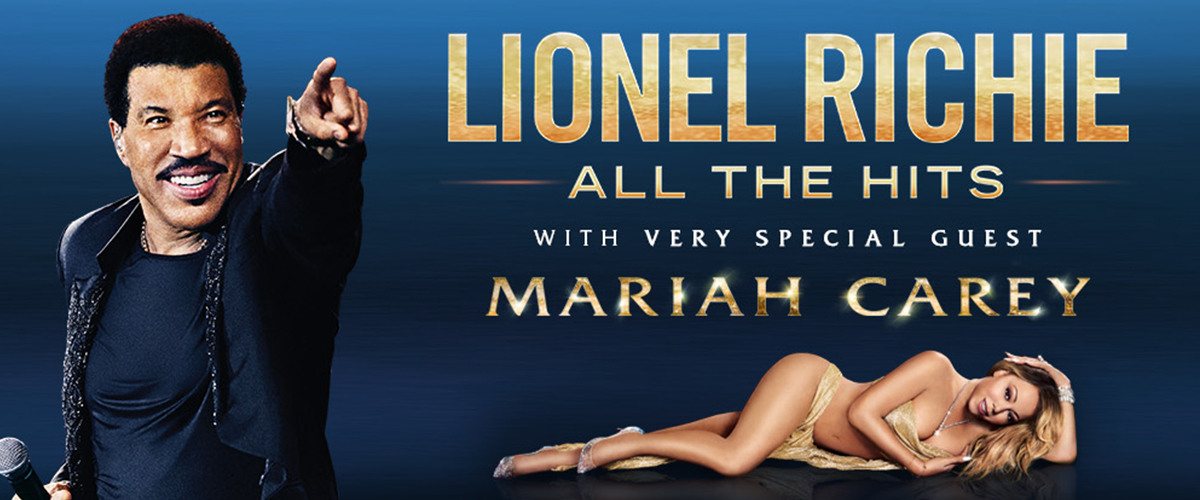 Lionel Richie and Mariah Carey Concert Rescheduled for Aug. 6, 2017