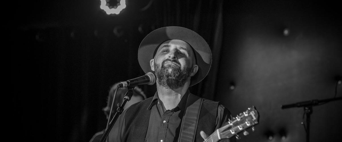 Seth Walker Talks New Album & Bayou District Blues Night
