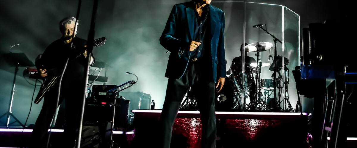 Bryan Ferry Prepares for Concert Stop at the Saenger Theatre