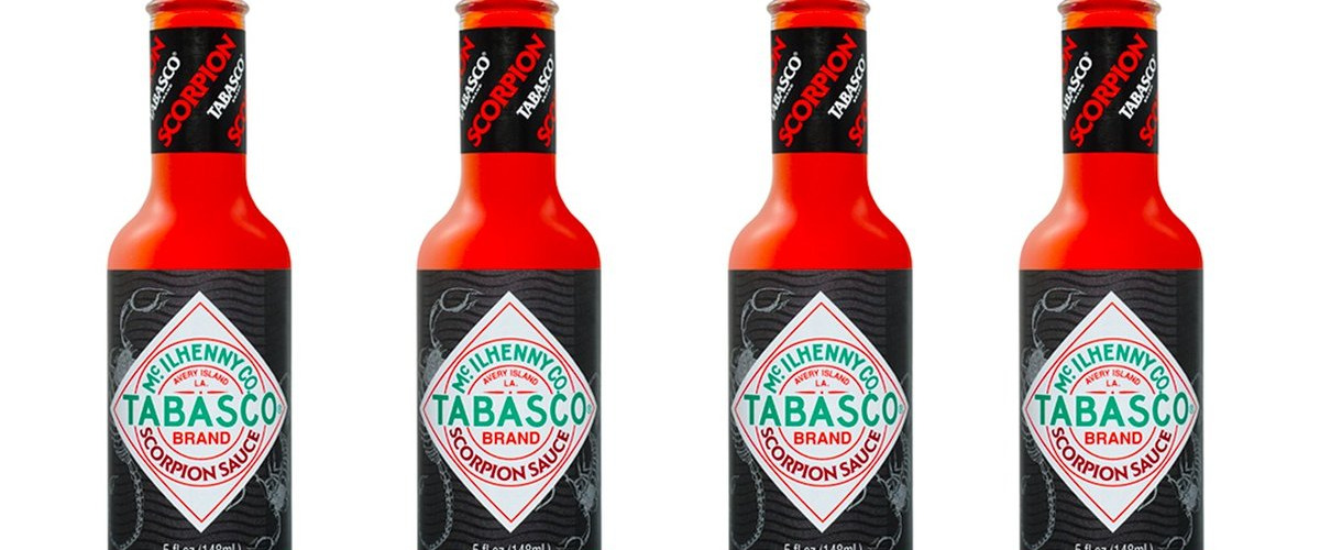 Tabasco's Scorpion Sauce Is the New King of Sting