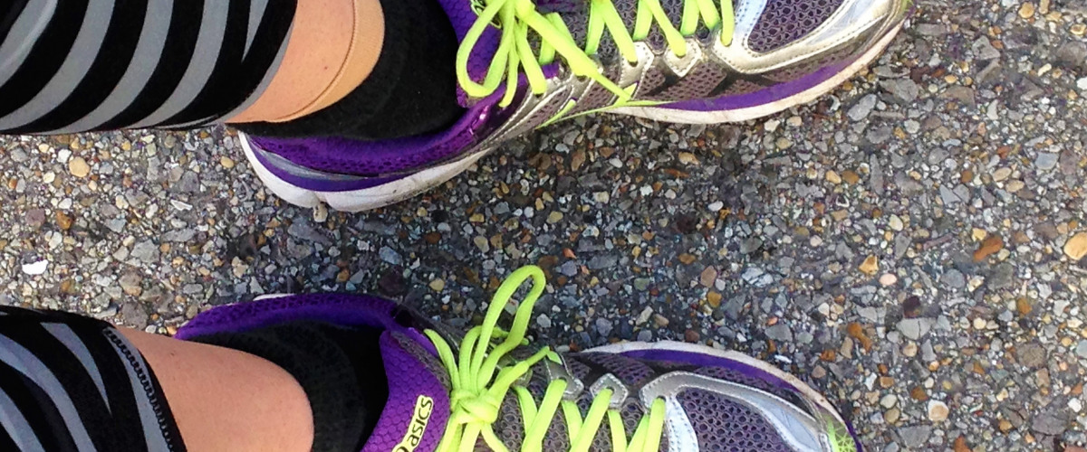 Hit the Ground Running: The Pain and Glory of Doing a Marathon