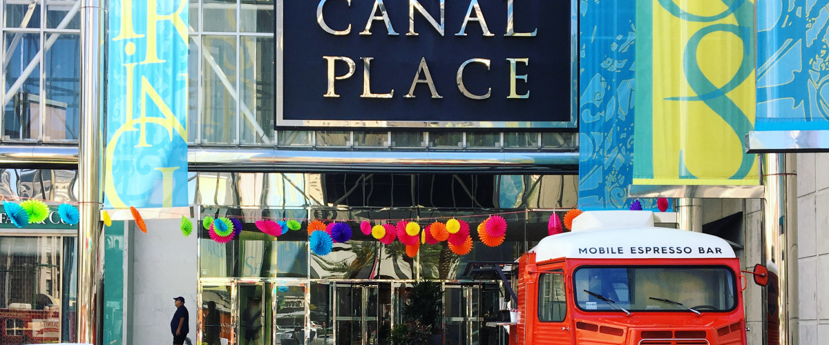 Inaugural Summertime Blues Hop + Shop at Canal Place Gearing Up For August 24