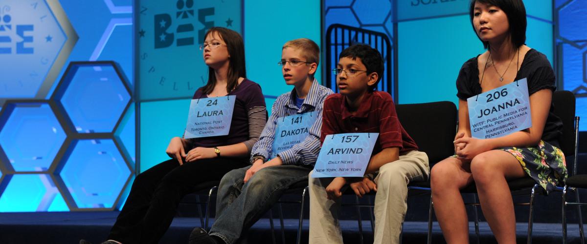 National Spelling Bee Winner Ananya Vinay Spells Difficult Louisiana Word