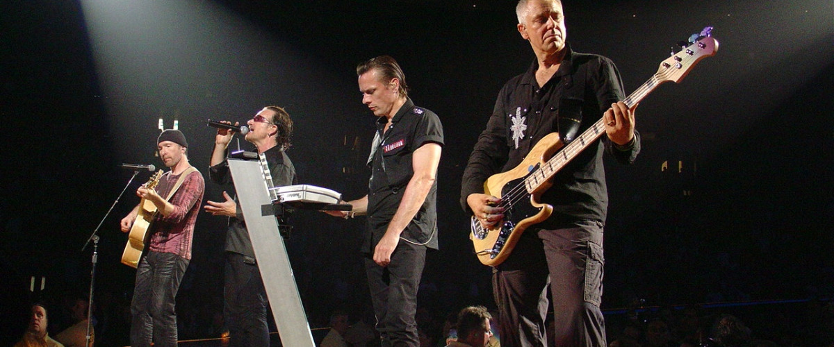U2's Joshua Tree Tour Headed to New Orleans in Sept. with Special Guest Beck