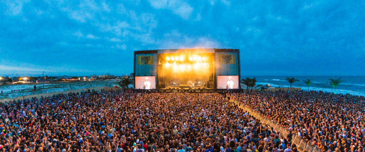 Kendrick Lamar, The Killers and The Chainsmokers to Headline 9th Annual Hangout Music Festival