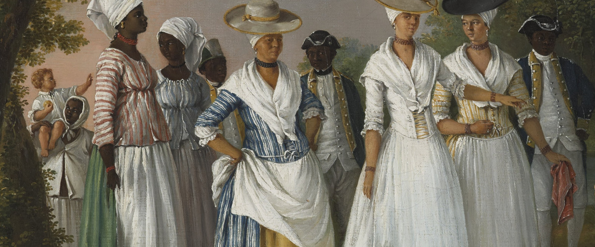 Free People of Color: New Orleans?s Third Society