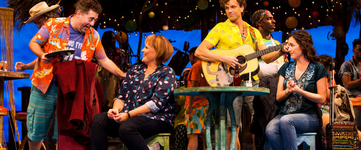 <em>Escape to Margaritaville</em> Ends a Week of Tropical Fun at the Saenger Theatre