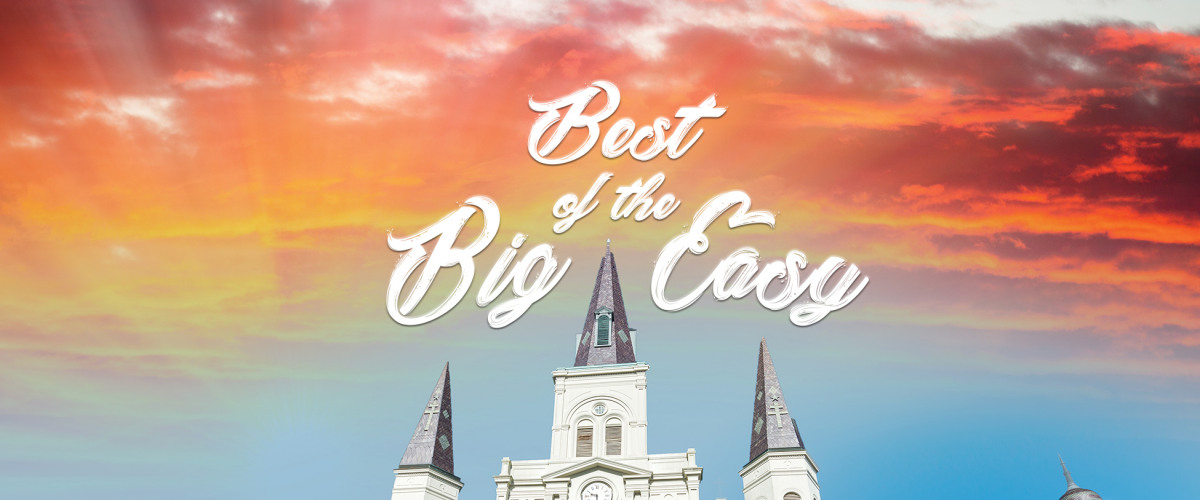 2018 Best of the Big Easy Readers' Picks