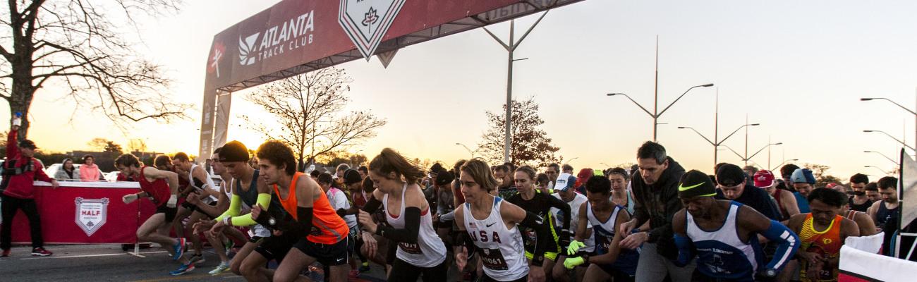 2016 In-Training for Thanksgiving Day Half Marathon
