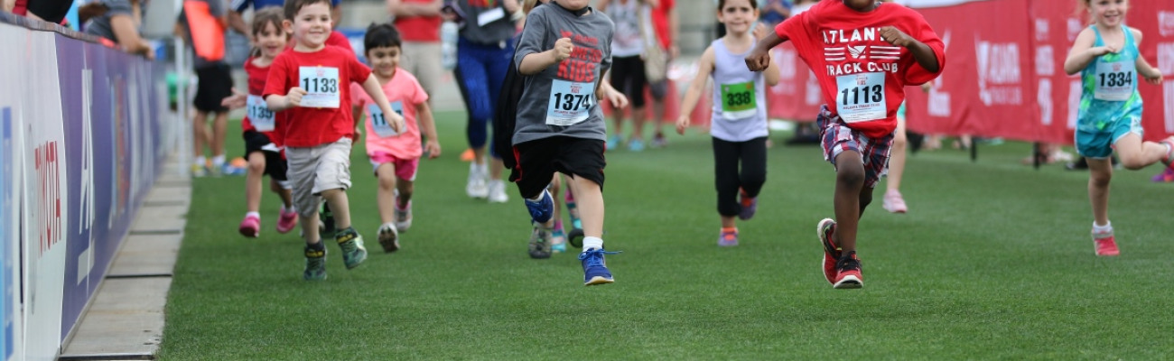 2017 Spring Kilometer Kids Fun Run & Dash - Kennesaw