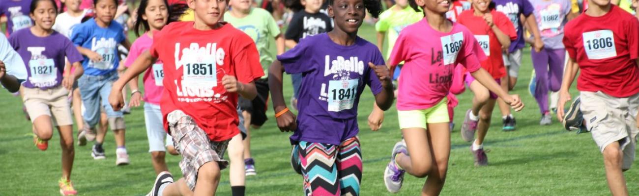 2016 Fall Kilometer Kids Fun Run & Dash - Tribble Mill