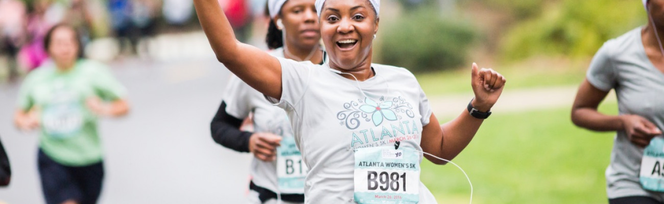 Keep Your Resolution 5K In-Training presented by Northside Hospital