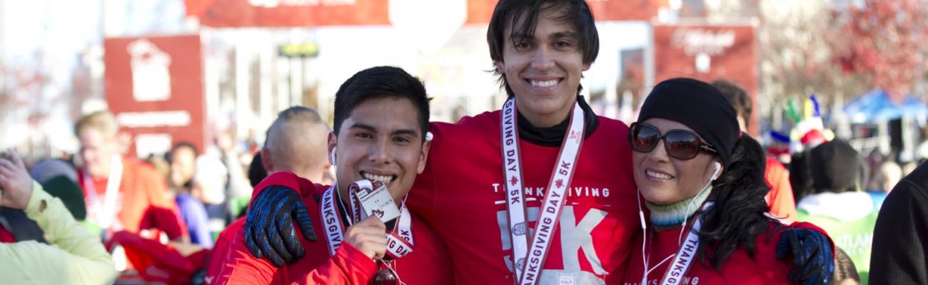 2016 Fall 5K & 10K In-Training
