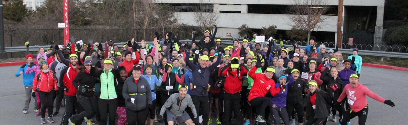 In-Training for 2017 Publix Georgia Marathon & Half Marathon