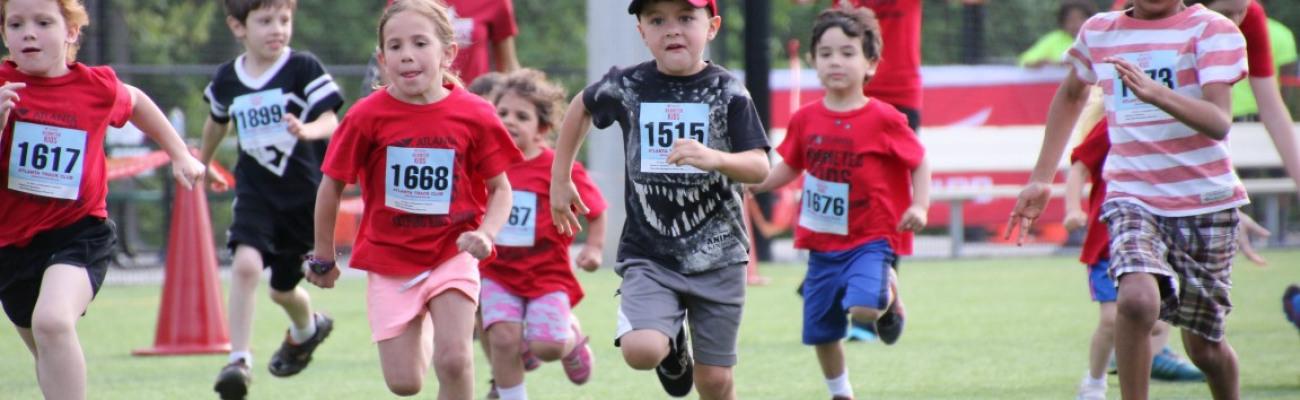 2016 Fall Kilometer Kids Fun Run & Dash - Kennesaw