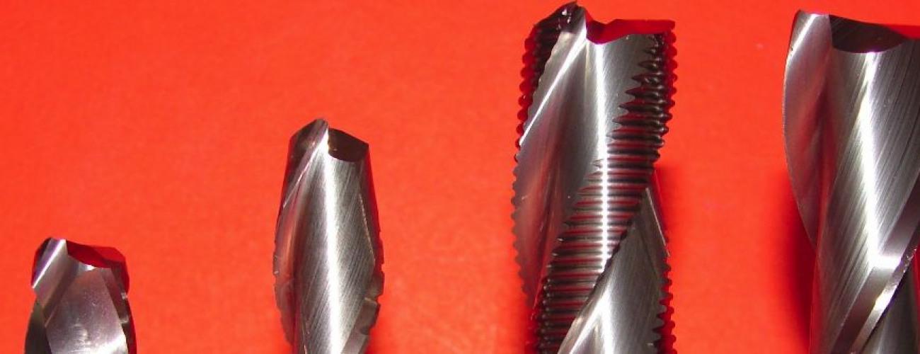 Solid Carbide Bits
