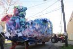 Hope Floats: Interview with Mardi Gras Float Painter Caroline Thomas