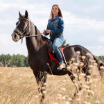 Getting in Shape for Horseback Riding