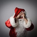 Santa's Got Back Pain