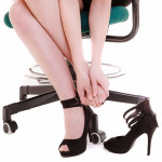 Pain from Wearing High Heels