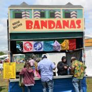 15 Ways To Use A Bandana At Jazz Fest