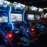 Dave & Buster's Opens With a Bang