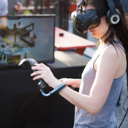 Another Dimension Of Entertainment: VR Arcade NOLA
