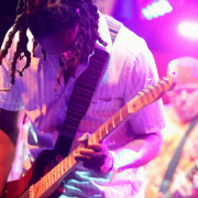 Almost a Hurrication with Black Joe Lewis