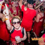 Red Dress Run 2017