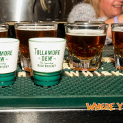 Tullamore D.E.W. and a Brew Tour