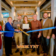 Grand Opening of SALA, Lakeview, New Orleans