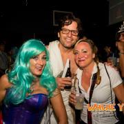 Mermaids and Mayhem Halloween Party