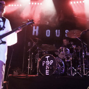 Poptone at Home in the House of Blues