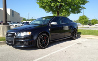 Image of Todd's RS4