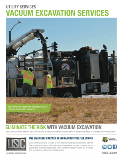 Want to know more about our Vac Ex Service solutions? Click to view.