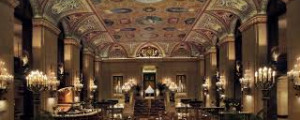 Palmer House, Hilton Hotel, Chicago
