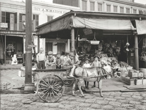 New Orleans Tricentennial Series: The French Market (Le Vieux March?)
